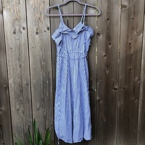 a new day Dresses - Long striped dress